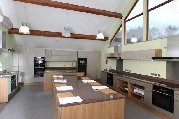 Facilities Ashburton Cookery School